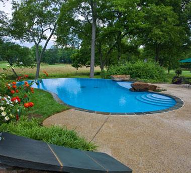 Inground Pool Design & Construction - Lothorian
